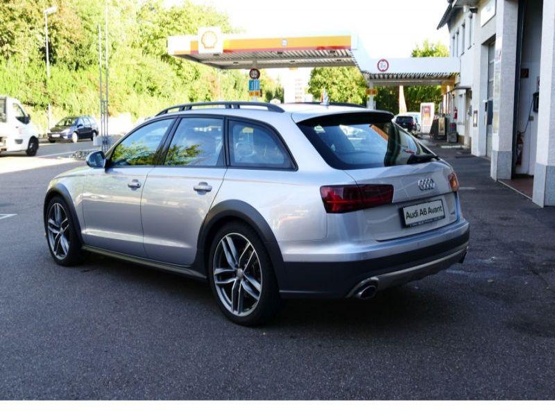 Audi A6 Allroad 3.0 TDI Quattro 218 Argent occasion à Beaupuy - photo n°3