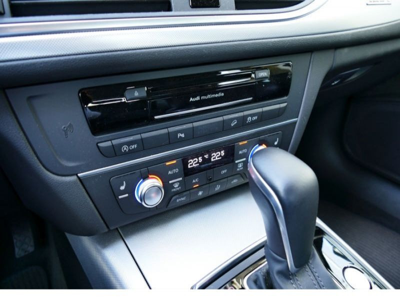 Audi A6 Allroad 3.0 TDI Quattro 218 Argent occasion à Beaupuy - photo n°8