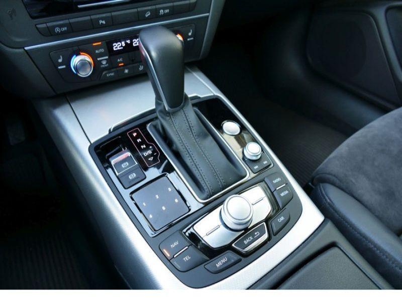 Audi A6 Allroad 3.0 TDI Quattro 218 Argent occasion à Beaupuy - photo n°7