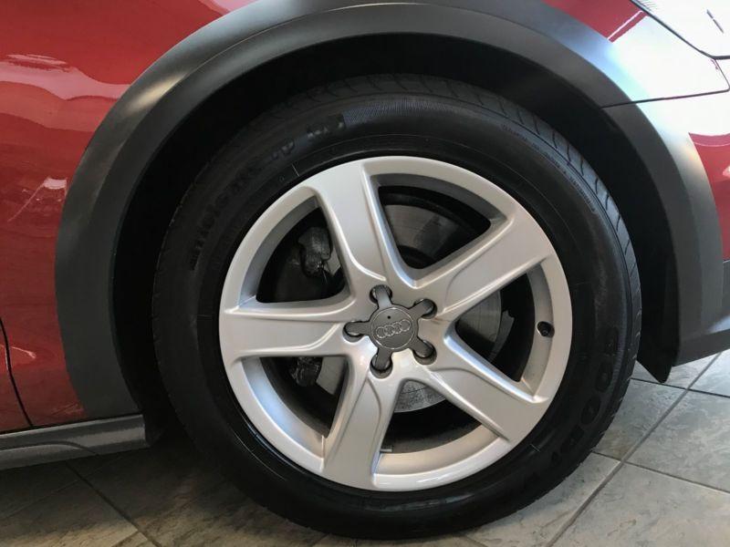 Audi A6 Allroad 3.0 TDI Quattro 218 Rouge occasion à Beaupuy - photo n°9