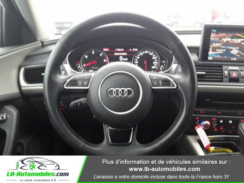 Audi A6 Allroad 3.0 TDI Quattro 218 Blanc occasion à Beaupuy - photo n°6