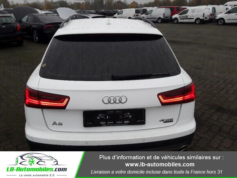 Audi A6 Allroad 3.0 TDI Quattro 218 Blanc occasion à Beaupuy - photo n°13