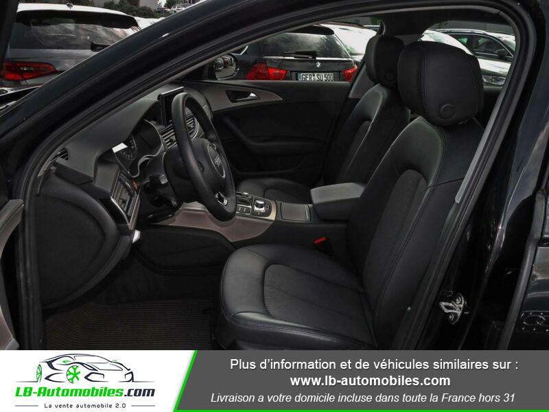 Audi A6 Allroad 3.0 TDI Quattro 218 Bleu occasion à Beaupuy - photo n°4
