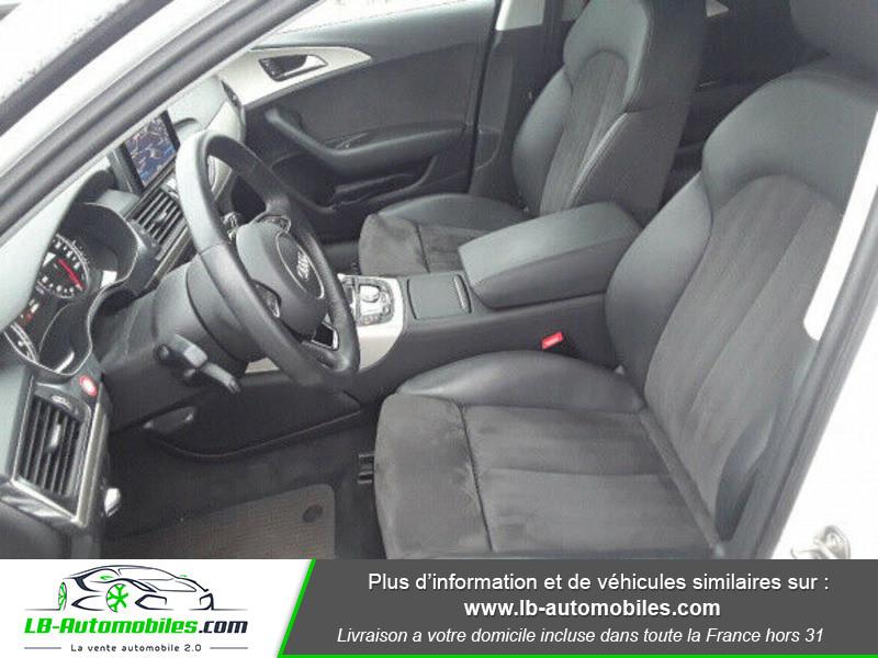 Audi A6 Allroad 3.0 TDI Quattro 218 Blanc occasion à Beaupuy - photo n°4