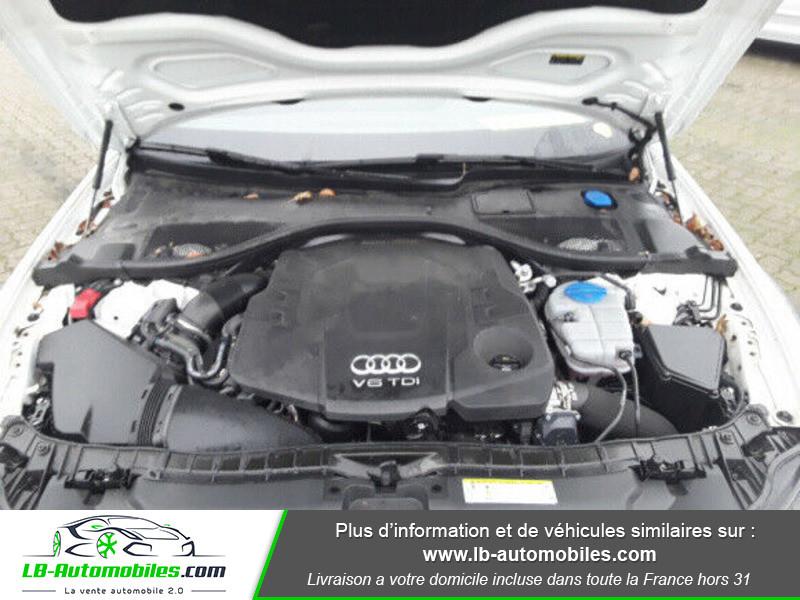 Audi A6 Allroad 3.0 TDI Quattro 218 Blanc occasion à Beaupuy - photo n°16