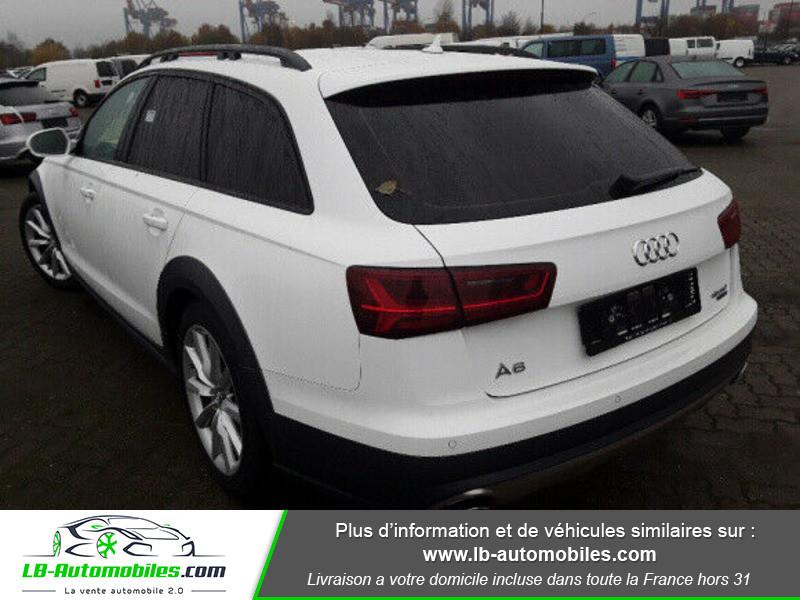 Audi A6 Allroad 3.0 TDI Quattro 218 Blanc occasion à Beaupuy - photo n°11