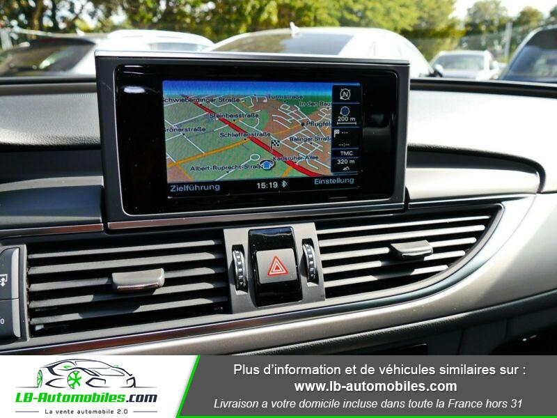 Audi A6 Allroad 3.0 TDI Quattro 218 Bleu occasion à Beaupuy - photo n°7