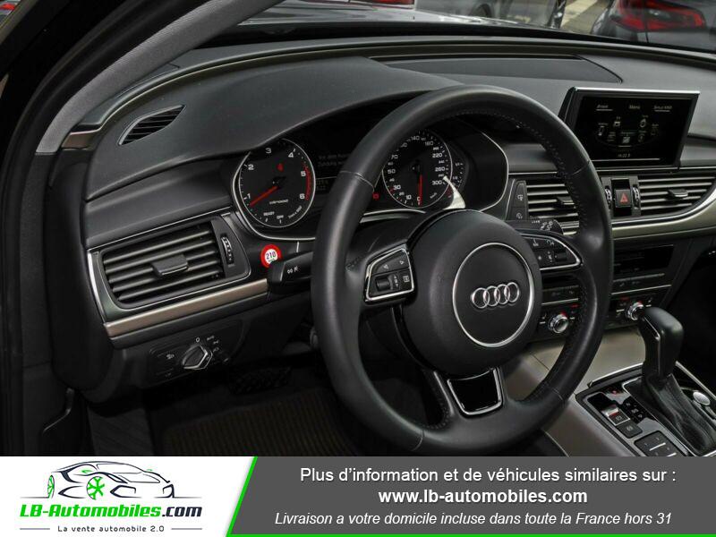 Audi A6 Allroad 3.0 TDI Quattro 218 Bleu occasion à Beaupuy - photo n°9