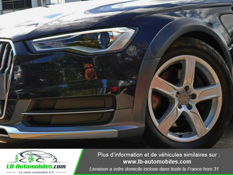 Audi A6 Allroad 3.0 TDI Quattro 218 Bleu occasion à Beaupuy - photo n°12