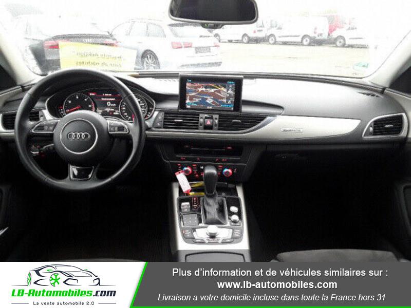 Audi A6 Allroad 3.0 TDI Quattro 218 Blanc occasion à Beaupuy - photo n°2