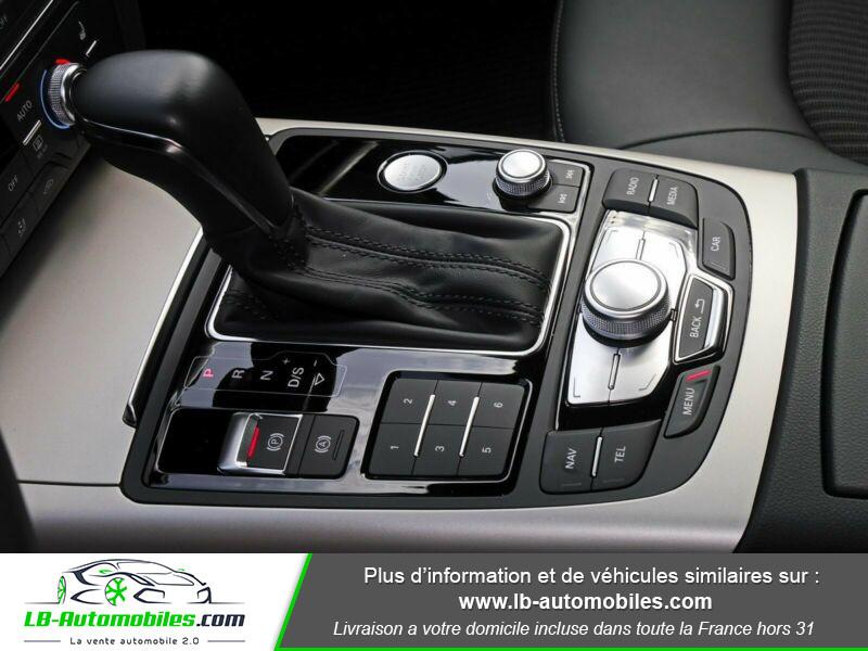 Audi A6 Allroad 3.0 TDI Quattro 218 Bleu occasion à Beaupuy - photo n°10