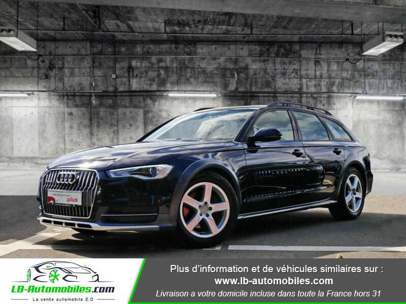 Audi A6 Allroad 3.0 TDI Quattro 218 Bleu occasion à Beaupuy