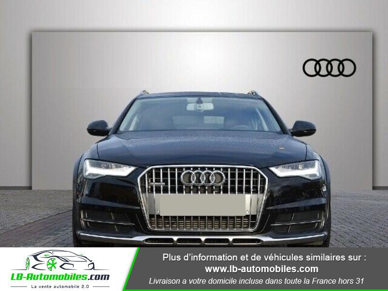 Audi A6 Allroad 3.0 TDI Quattro 218 Noir occasion à Beaupuy - photo n°10