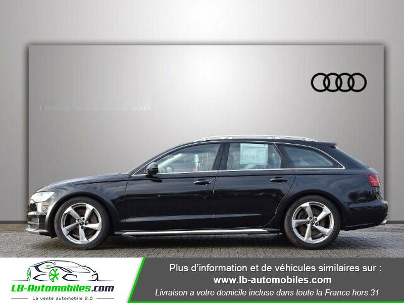 Audi A6 Allroad 3.0 TDI Quattro 218 Noir occasion à Beaupuy - photo n°11