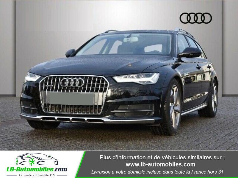 Audi A6 Allroad 3.0 TDI Quattro 218 Noir occasion à Beaupuy