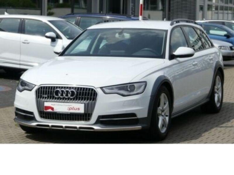 Audi A6 Allroad 3.0 TDI Quattro 245 Blanc occasion à Beaupuy