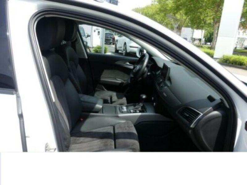 Audi A6 Allroad 3.0 TDI Quattro 245 Blanc occasion à Beaupuy - photo n°4