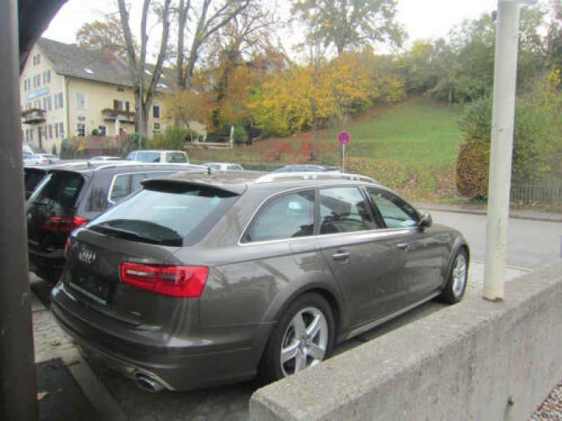 Audi A6 Allroad 3.0 TDI Quattro 245 Gris occasion à Beaupuy - photo n°3