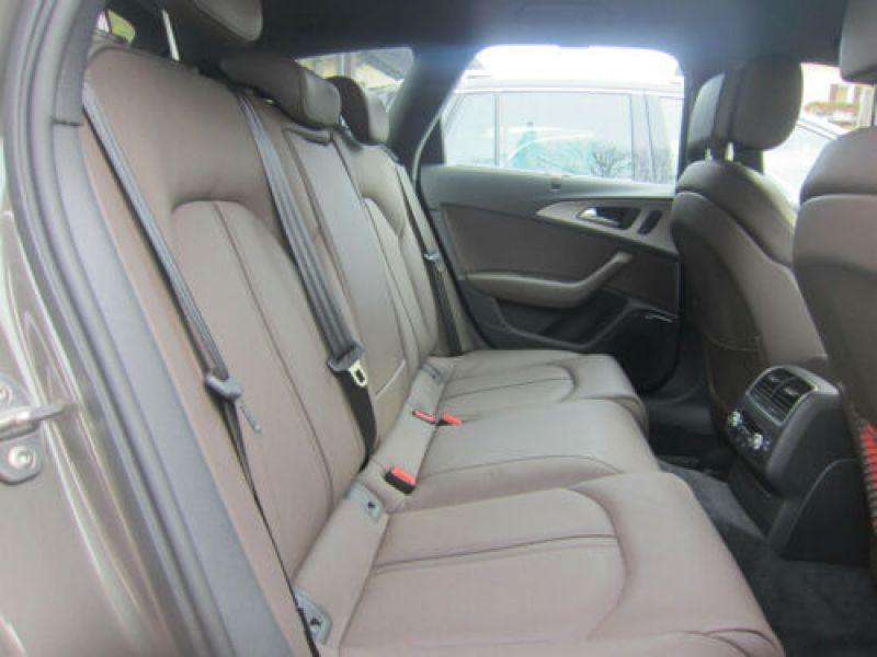 Audi A6 Allroad 3.0 TDI Quattro 245 Gris occasion à Beaupuy - photo n°6