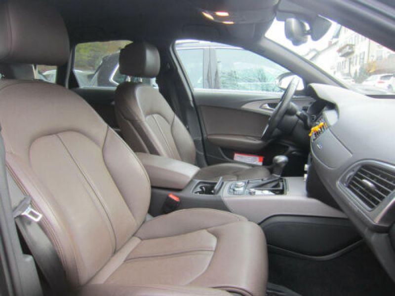Audi A6 Allroad 3.0 TDI Quattro 245 Gris occasion à Beaupuy - photo n°5