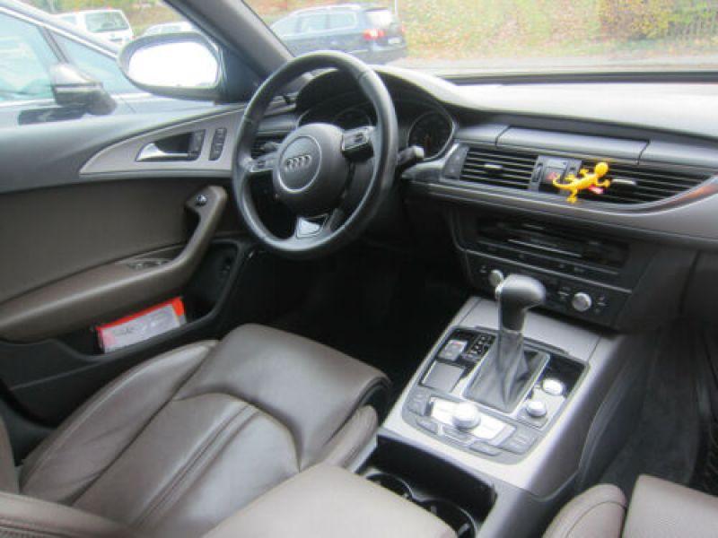 Audi A6 Allroad 3.0 TDI Quattro 245 Gris occasion à Beaupuy - photo n°2