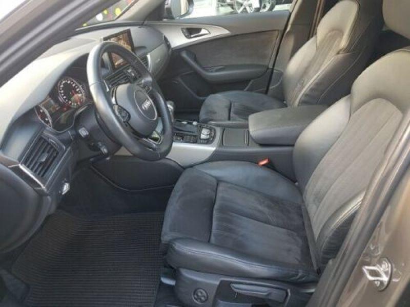 Audi A6 Allroad 3.0 TDI Quattro 245 Gris occasion à Beaupuy - photo n°4