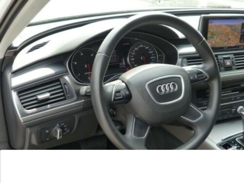 Audi A6 Allroad 3.0 TDI Quattro 245 Blanc occasion à Beaupuy - photo n°6