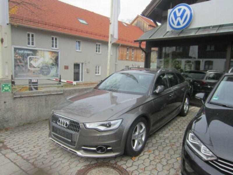 Audi A6 Allroad 3.0 TDI Quattro 245 Gris occasion à Beaupuy - photo n°1
