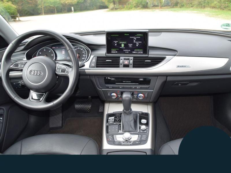 Audi A6 Allroad 3.0 TDI Quattro 272 Blanc occasion à Beaupuy - photo n°2