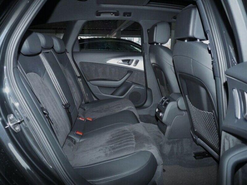 Audi A6 Allroad 3.0 TDI Quattro 272 Gris occasion à Beaupuy - photo n°6