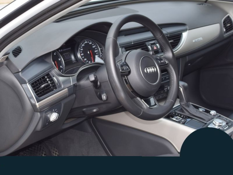 Audi A6 Allroad 3.0 TDI Quattro 272 Blanc occasion à Beaupuy - photo n°4