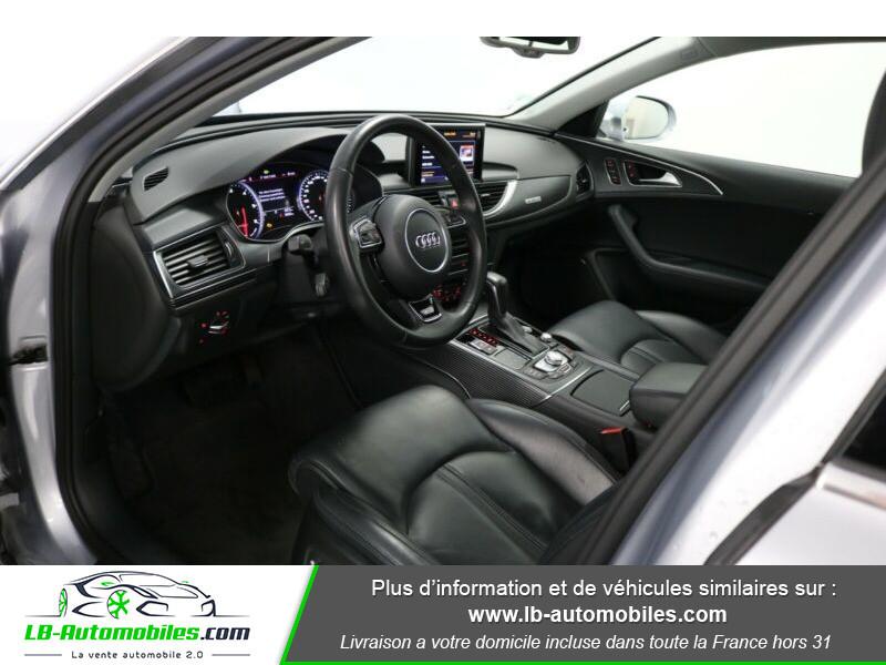 Audi A6 Allroad 3.0 TDI Quattro 272 Argent occasion à Beaupuy - photo n°4
