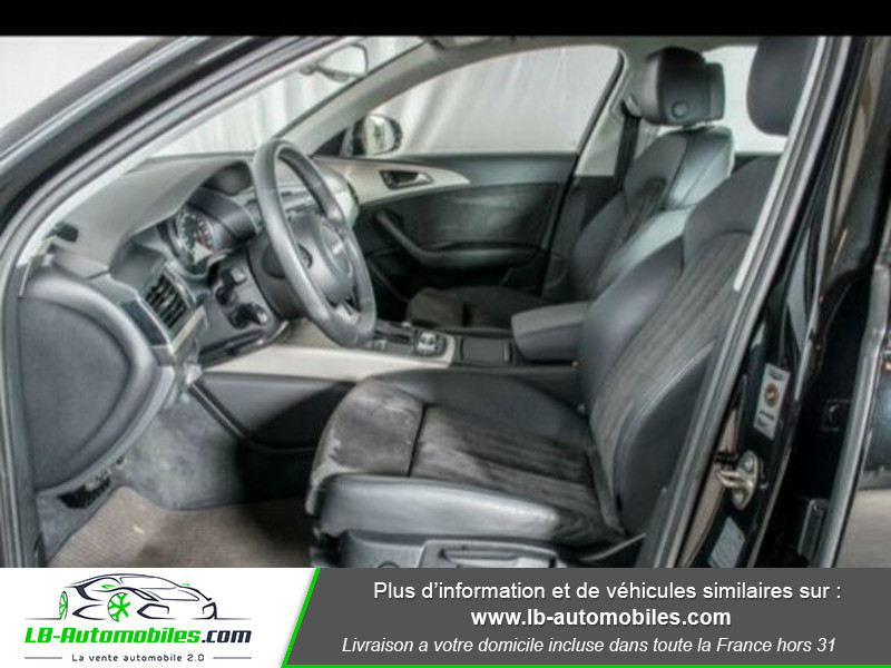 Audi A6 Allroad 3.0 TDI Quattro 272 Noir occasion à Beaupuy - photo n°6
