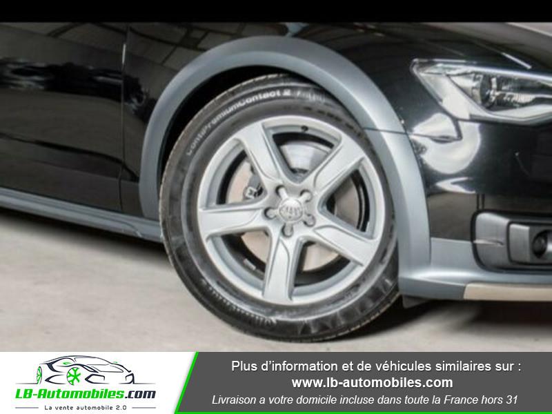 Audi A6 Allroad 3.0 TDI Quattro 272 Noir occasion à Beaupuy - photo n°14