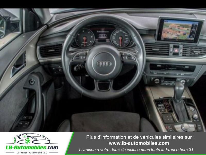 Audi A6 Allroad 3.0 TDI Quattro 272 Noir occasion à Beaupuy - photo n°2