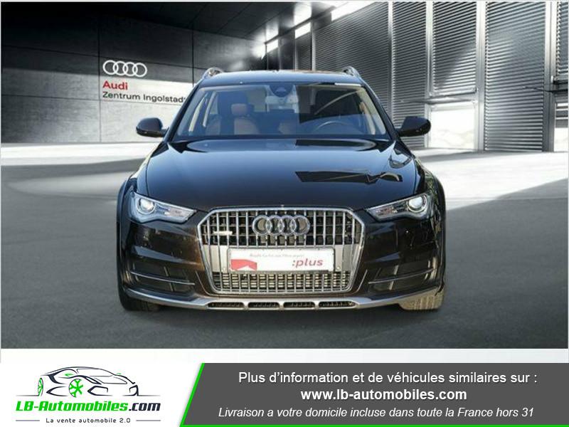 Audi A6 Allroad 3.0 TDI Quattro 272 Marron occasion à Beaupuy - photo n°7