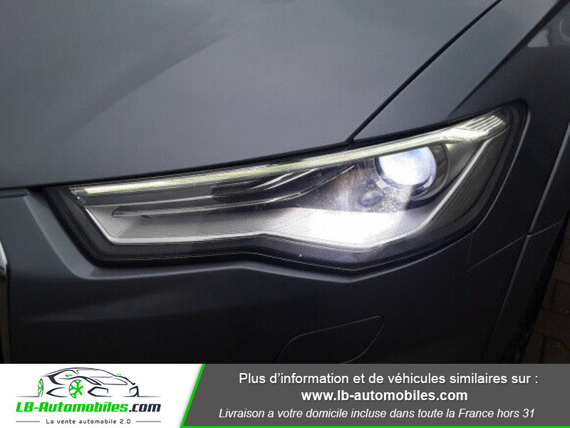 Audi A6 Allroad 3.0 TDI Quattro 272 Gris occasion à Beaupuy - photo n°14