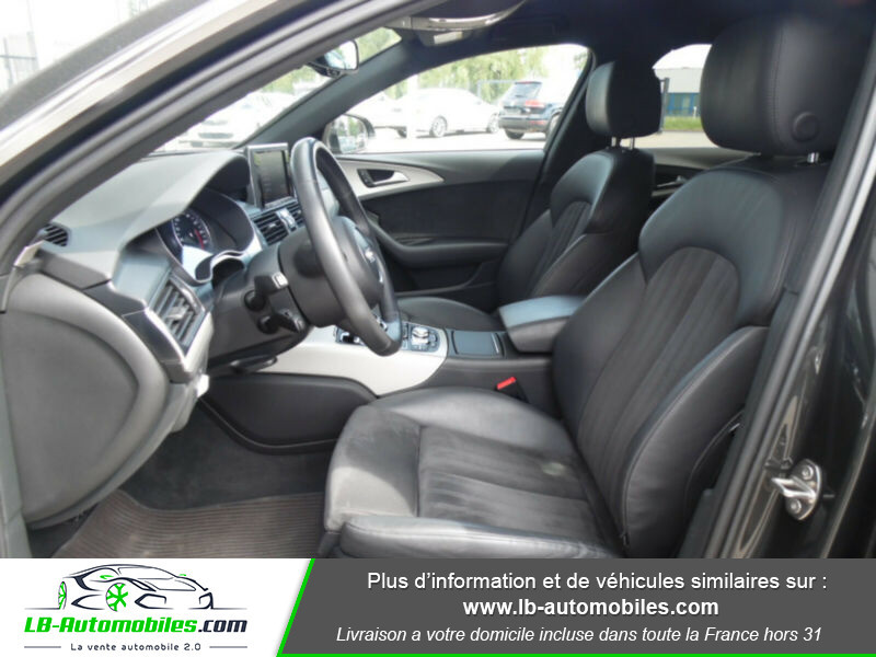 Audi A6 Allroad 3.0 TDI Quattro 272 Gris occasion à Beaupuy - photo n°4