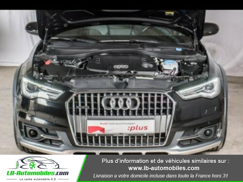 Audi A6 Allroad 3.0 TDI Quattro 272 Noir occasion à Beaupuy - photo n°13