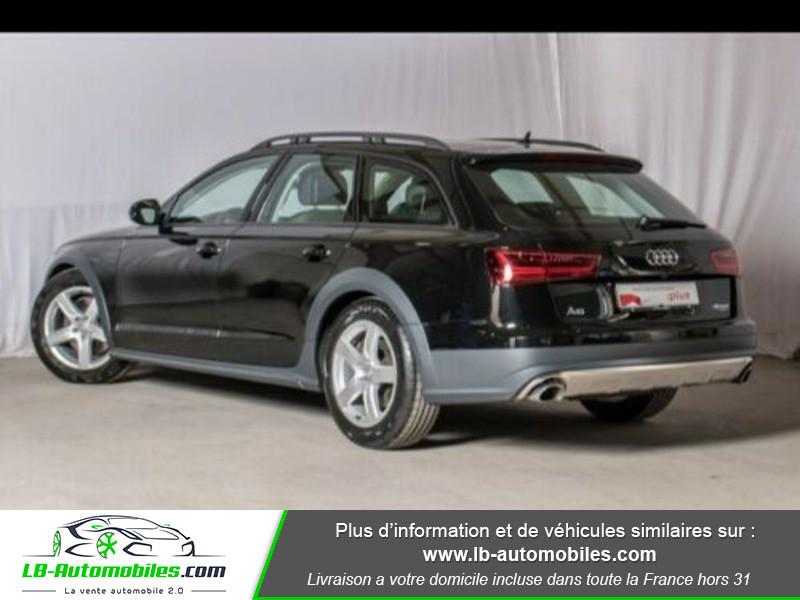 Audi A6 Allroad 3.0 TDI Quattro 272 Noir occasion à Beaupuy - photo n°3