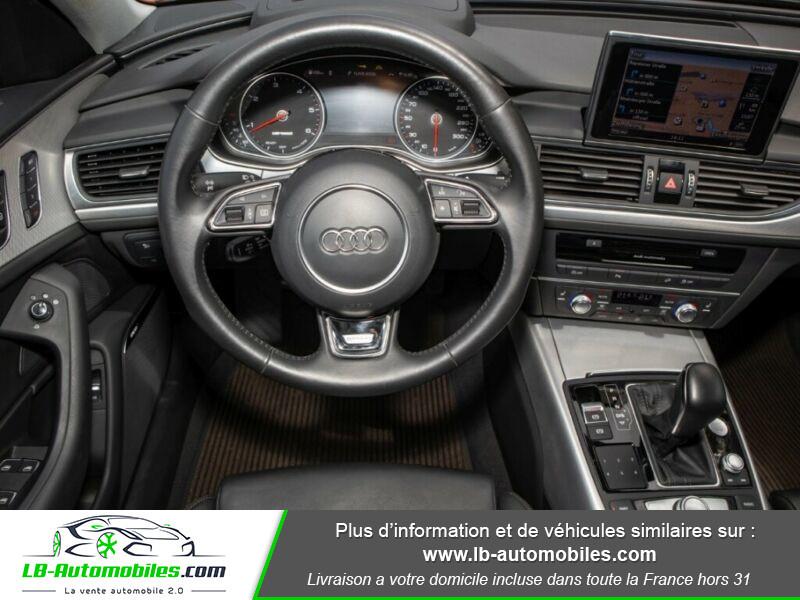 Audi A6 Allroad 3.0 TDI Quattro 272 Gris occasion à Beaupuy - photo n°3