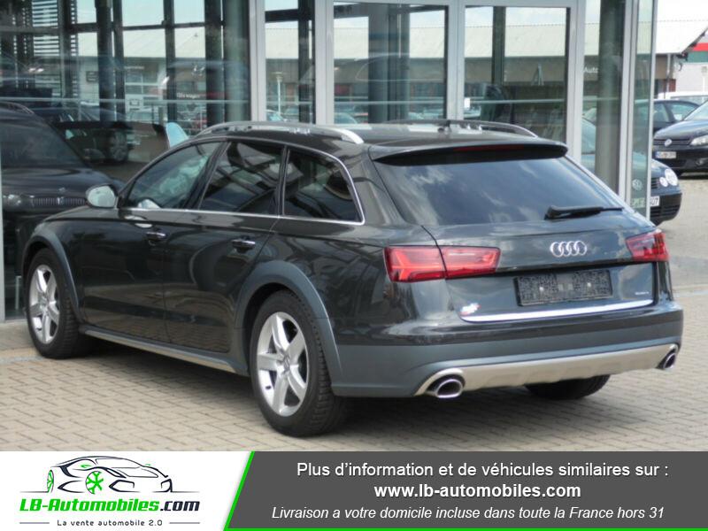Audi A6 Allroad 3.0 TDI Quattro 272 Gris occasion à Beaupuy - photo n°15