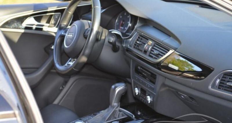 Audi A6 Allroad 3.0 TDI S-TRONIC QUATTRO Noir occasion à PARIS - photo n°6