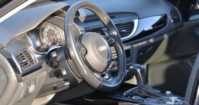 Audi A6 Allroad 3.0 TDI S-TRONIC QUATTRO Noir occasion à PARIS - photo n°5