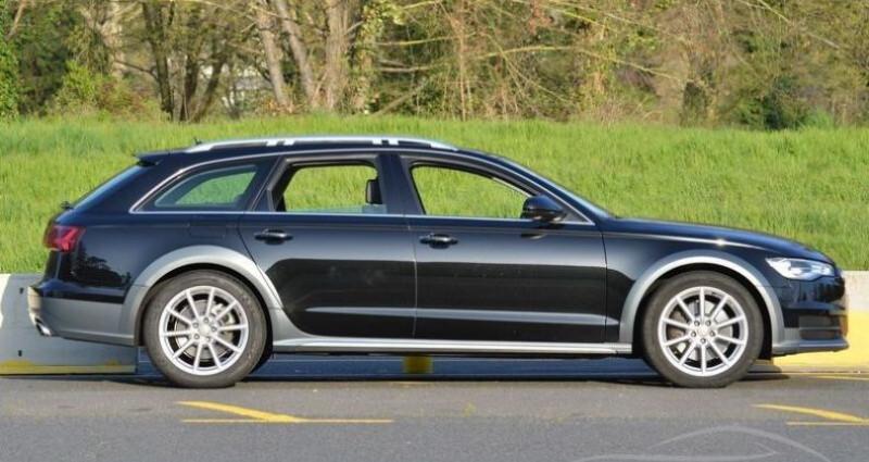 Audi A6 Allroad 3.0 TDI S-TRONIC QUATTRO Noir occasion à PARIS