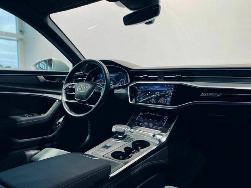 Audi A6 Allroad 45 TDI 231CH QUATTRO TIPTRONIC Gris occasion à Villenave-d'Ornon - photo n°9