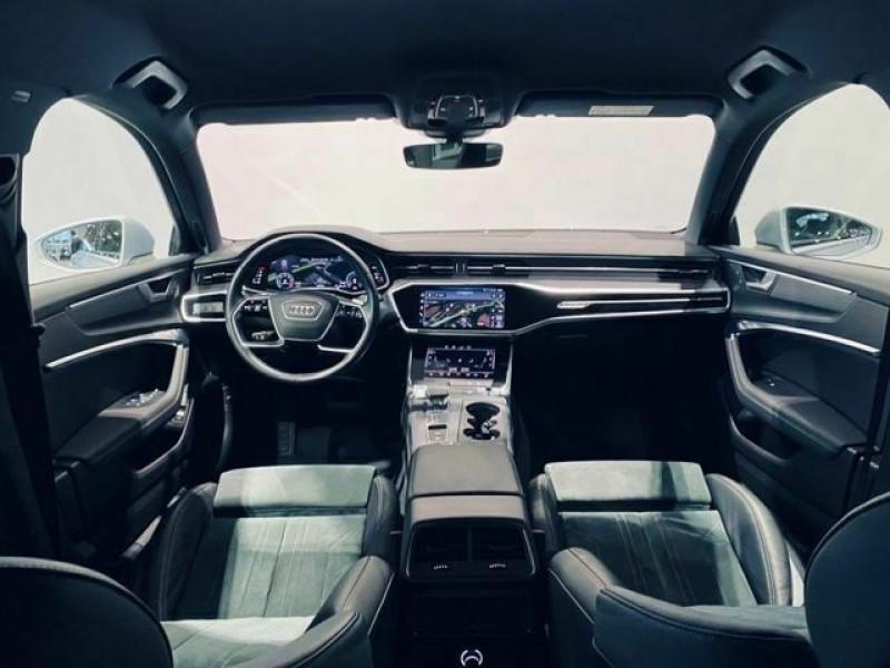 Audi A6 Allroad 45 TDI 231CH QUATTRO TIPTRONIC Gris occasion à Villenave-d'Ornon - photo n°7