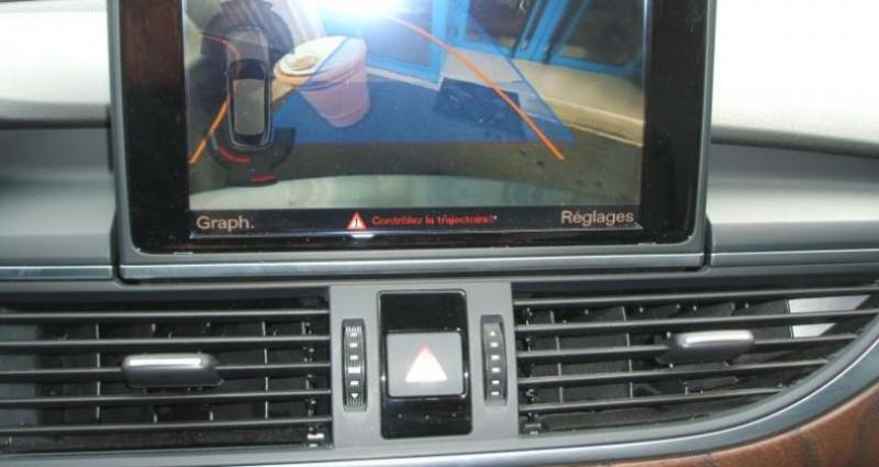 Audi A6 Allroad AUDI IV (2) 3.0 V6 BITDI 313 AVUS QUATTRO TIPTRONIC 8 Gris occasion à BALLANCOURT - photo n°6