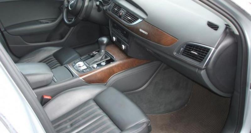 Audi A6 Allroad AUDI IV (2) 3.0 V6 BITDI 313 AVUS QUATTRO TIPTRONIC 8 Gris occasion à BALLANCOURT - photo n°3