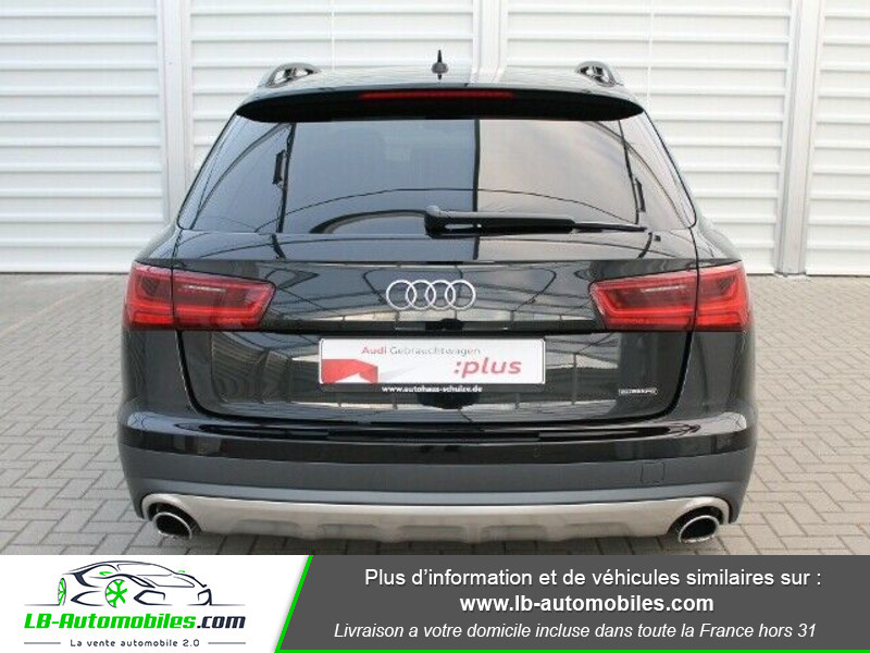 Audi A6 Allroad Quattro 3.0 TDI 272 Noir occasion à Beaupuy - photo n°9
